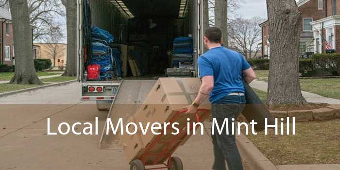 Local Movers in Mint Hill