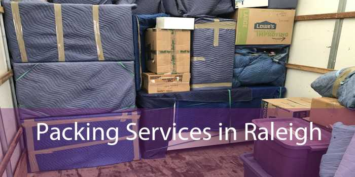Packing Services in Raleigh