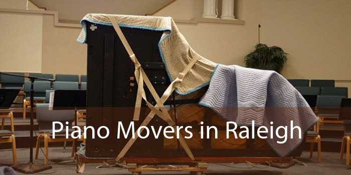 Piano Movers in Raleigh