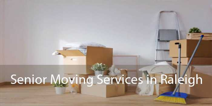 Senior Moving Services in Raleigh